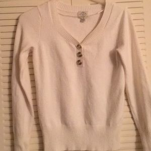 Beautiful cream sweater